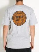Brixton Cutler T-Shirt