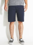 Brixton Carter Shorts  Washed Navy