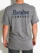 Brixton Conway Pocket Premium T-Shirt