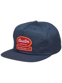 Brixton Dale HP Snapback Hat