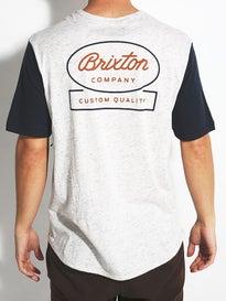 Brixton Dale S/S Knit Shirt