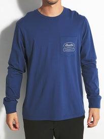 Brixton Dale L/S Pocket Premium T-Shirt