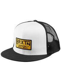 Brixton Dunning Mesh Cap Hat