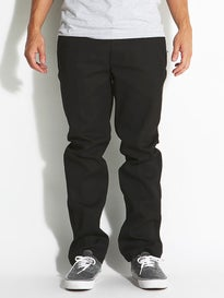 Brixton Fleet Rigid Chino Pants Black