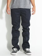 Brixton Fleet Lightweight Chino Pants  Navy