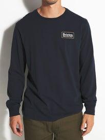 Brixton Fenwick L/S Premium T-Shirt