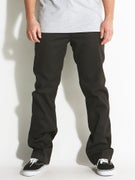 Brixton Fleet Rigid 5-Pocket Pants Washed Black
