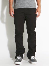 Brixton Fleet Rigid 5-Pocket Pants Black