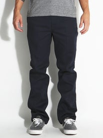 Brixton Fleet Rigid Chino Pants Navy