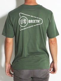 Brixton Fury Pocket T-Shirt