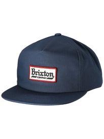 Brixton Fenwick HP Snapback Hat