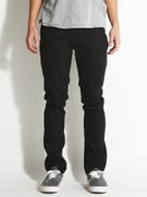 Brixton Grain 5 Pocket Twill Pants  Black