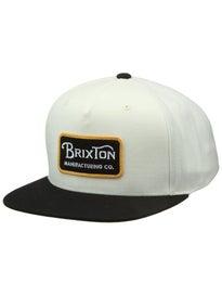 Brixton Grade Snapback Hat