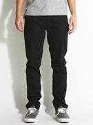Brixton Grain Chino Pants  Black
