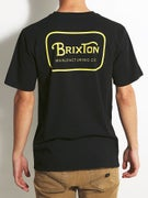 Brixton Grade Premium T-Shirt