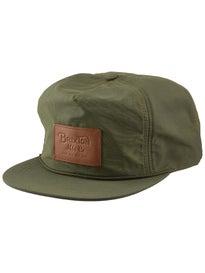 Brixton Grade HP Snapback Hat