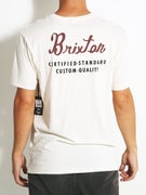 Brixton Golden Premium T-Shirt