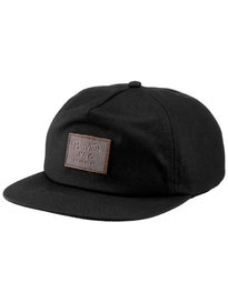 Brixton Grade LP Snapback Hat