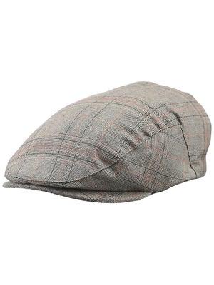 Brixton Hooligan Snap Cap Hat Black/Gold XL