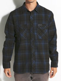Brixton x Hard Luck Rider Flannel