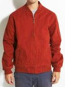 Brixton Hansen Jacket  Rust