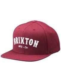 Brixton Harold Snapback Hat