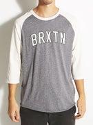 Brixton Hamilton 3/4 Sleeve Shirt