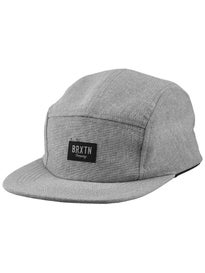 Brixton Hoover 5 Panel Hat