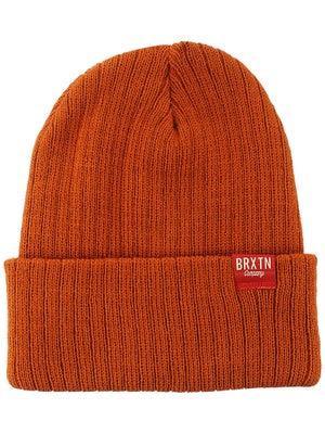 Brixton Hoover Beanie Burnt Orange