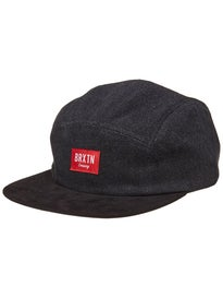 Brixton Hoover 5 Panel Cap Hat