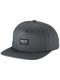 Brixton Hoover Snapback Hat