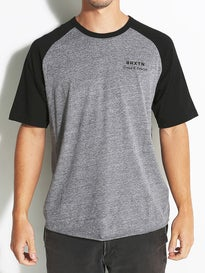 Brixton Hixson S/S Knit T-Shirt