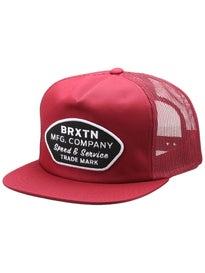 Brixton Hixson HP Mesh Hat