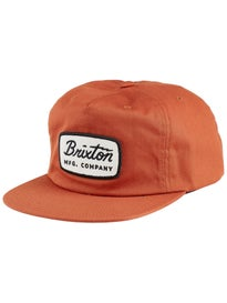 Brixton Jolt HP Snapback Hat