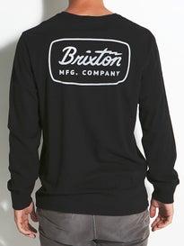 Brixton Jolt L/S Premium T-Shirt