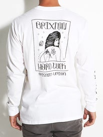 Brixton x Hard Luck Knoxx L/S Pocket T-Shirt