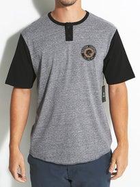 Brixton Legion S/S Knit Henley Shirt