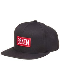Brixton Langley Snapback Hat