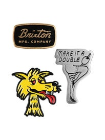 Brixton Lovin Pin Pack