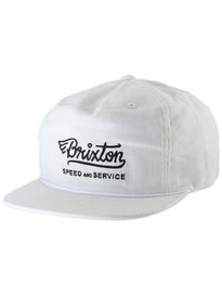 Brixton Mach HP Snapback Hat