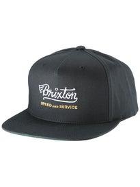Brixton Mach Snapback Hat