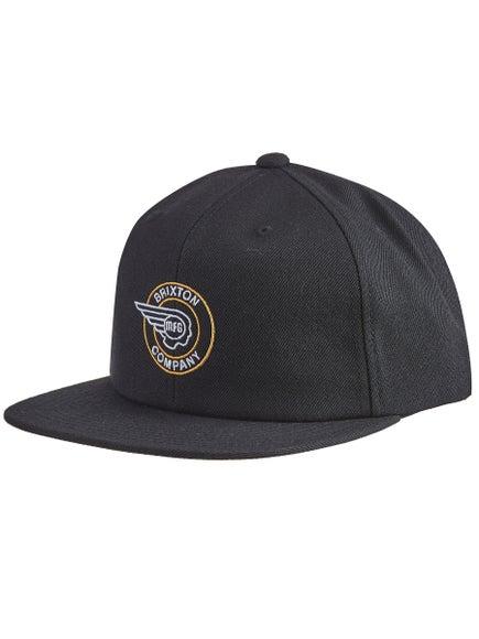 cee17a7da86 ... store brixton mercury snapback hat 51f5f 90fed