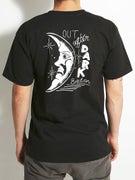 Brixton Moon Face T-Shirt