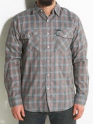 Brixton Memphis L/S Woven Shirt