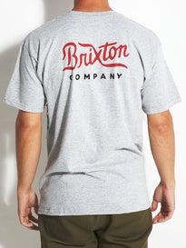 Brixton Milford T-Shirt
