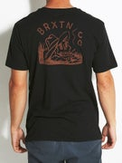 Brixton Marooned Pocket Premium T-Shirt