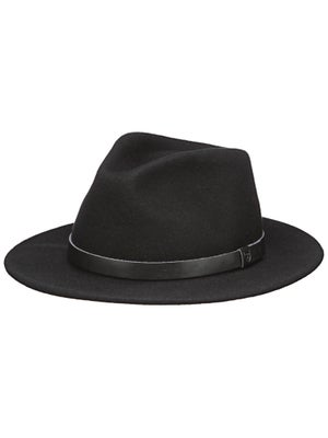 Brixton Messer Hat SM Black/Black