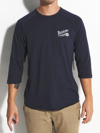 Brixton Maverick 3/4 Sleeve T-Shirt