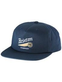 Brixton Maverick Snapback Hat