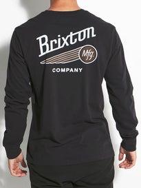 Brixton Maverick L/S Premium T-Shirt